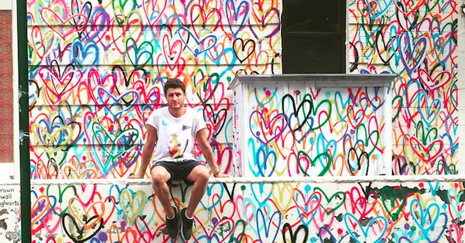 Where to Get the Best Street Art Selfies in New York City