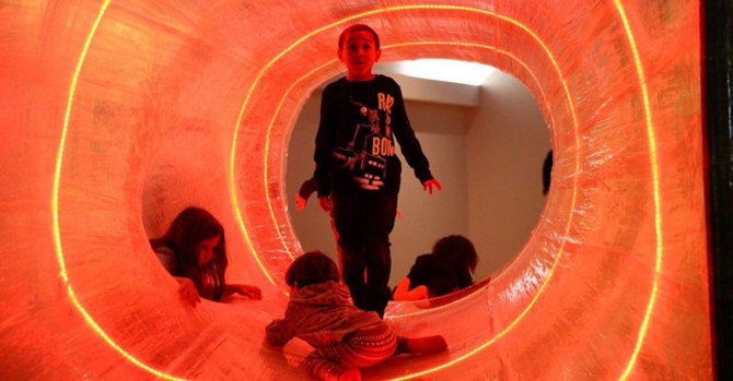 The World's First Museum for Kids: Brooklyn Children's Museum in NYC