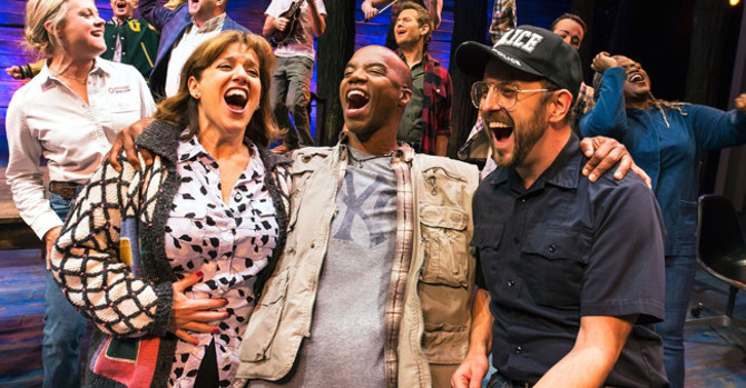 Come From Away: A Once and Future Kindness