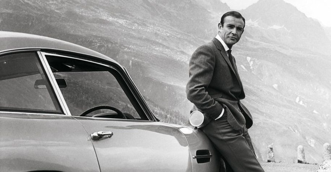 License to Thrill: The First James Bond Exhibit Comes to SPYSCAPE