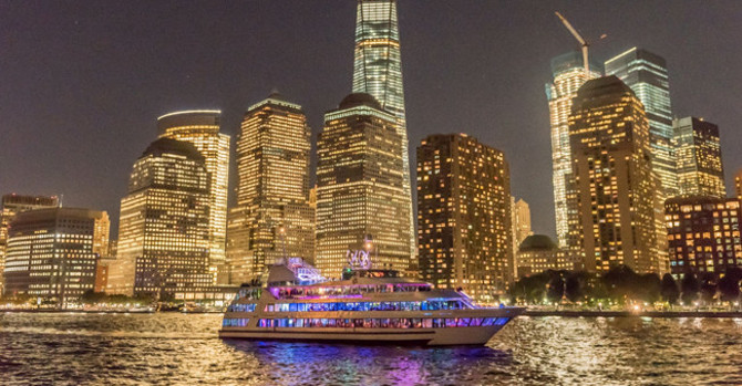 Cruising New York with Hornblower: The Broadway on the Water Cabaret Cruise & More!