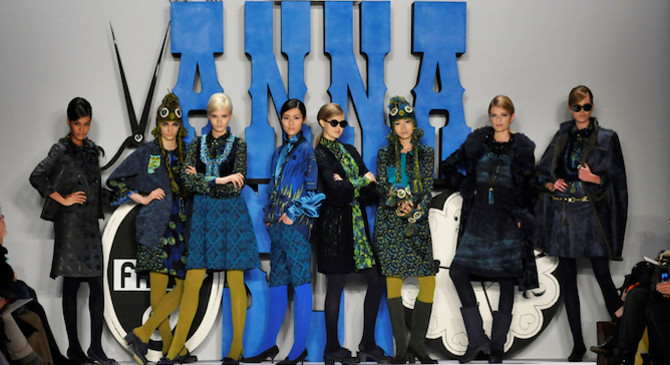 Enter the World of Anna Sui at the Museum of Arts and Design in NYC