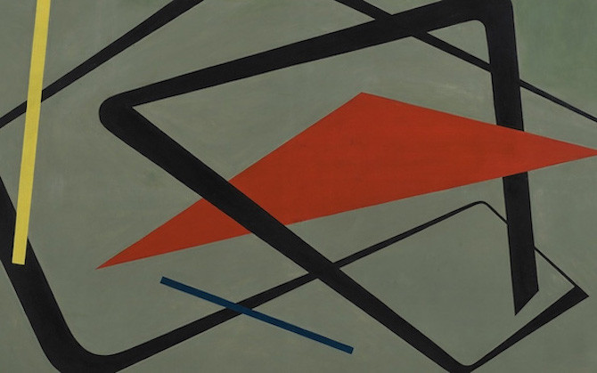 Making Space: Women Artists and Postwar Abstraction at MoMA