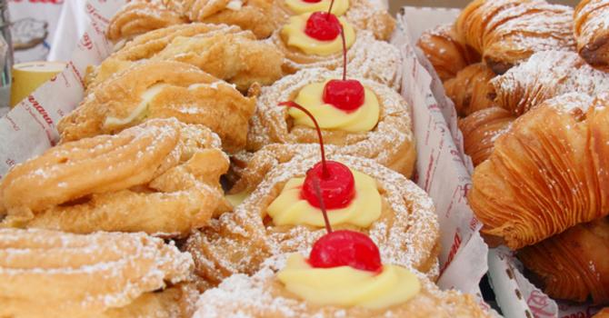 What to Eat at the San Gennaro Feast