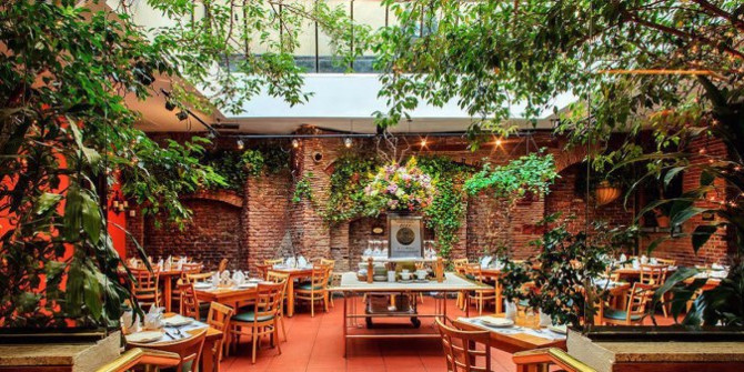 Little Italy Special Coupon: Free Appetizer at Il Cortile
