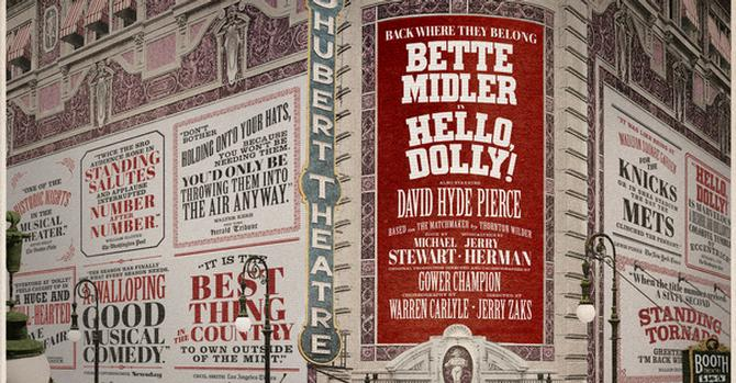 Breaking News: Hello, Dolly! Breaks Broadway Record