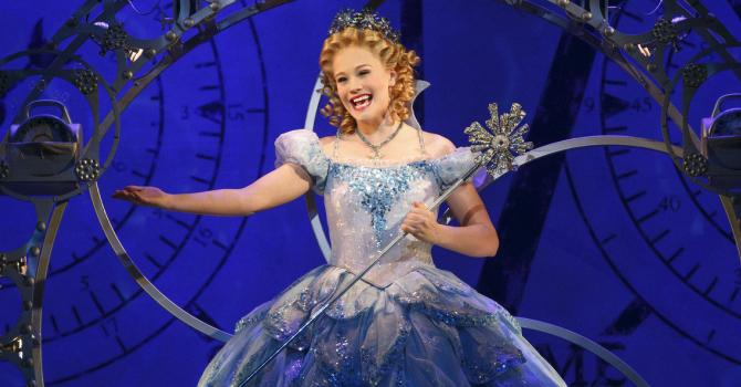 Carrie St. Louis Is Having a Wicked Good Time on Broadway