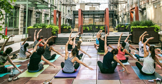 Where to Find Free Outdoor Fitness Classes in NYC