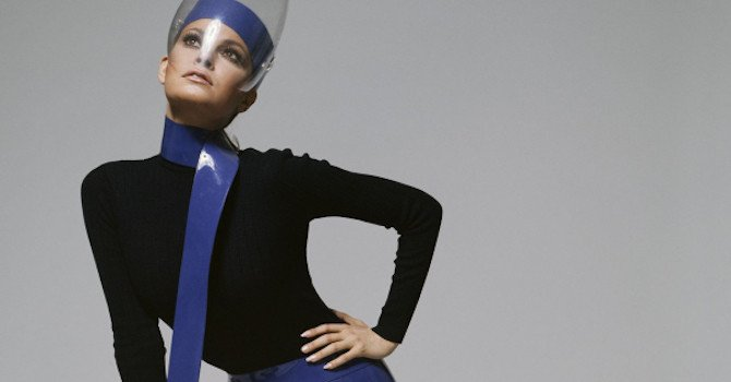 Pierre Cardin: Future Fashion Opens July 20 at Brooklyn Museum