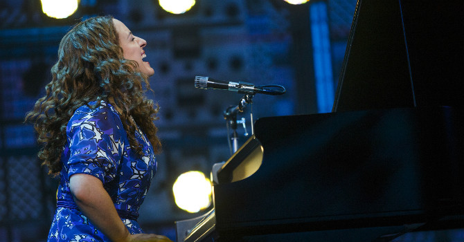 Beautiful Music: Abby Mueller Channels Carole King on Broadway