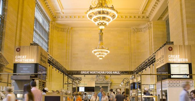The Best Places to Eat in Grand Central