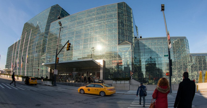 Where to Eat Near the Javits Center
