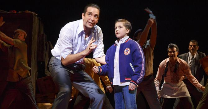 A Bronx Tale's Nick Cordero and Bigger-Than-Life Life
