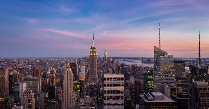 The World's Greatest Urban Views Await at New York City's Observatories