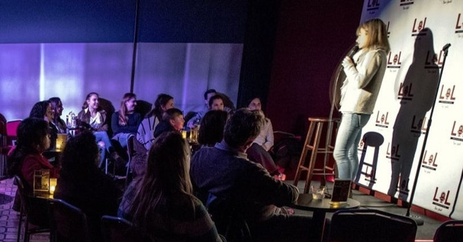 Half Off Comedy and Magic at LOL Times Square Comedy Club