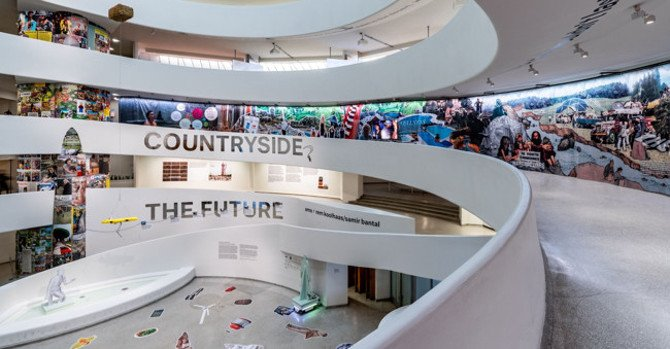 Countryside, The Future Opens at the Guggenheim