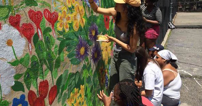 CITYarts: Beautifying Communities and Empowering Kids in NYC