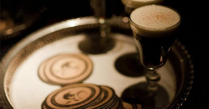 Best Irish Coffees in NYC