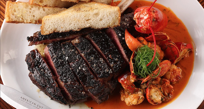 Graduation Specials & More at American Cut Steakhouse NYC