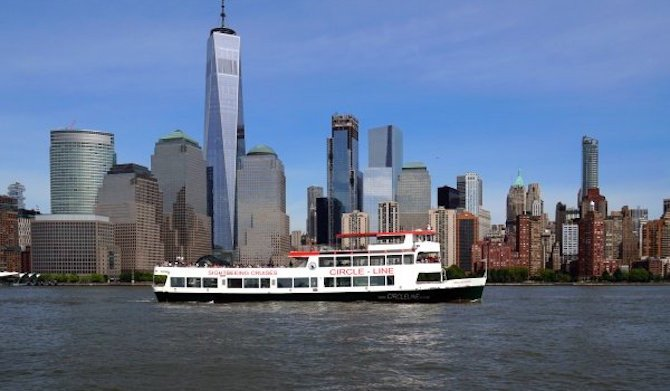 Circle Line Sightseeing Cruises Welcomes Warm Weather with $5 Discounts