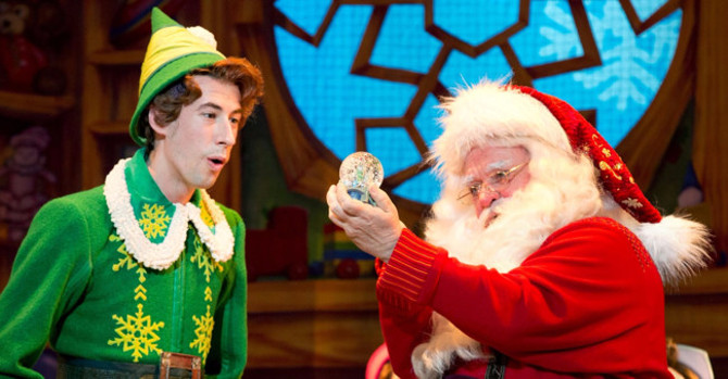 New York Theatre Holiday Buzz and Gifts: 2017 Edition!
