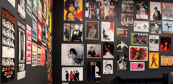 Too Fast to Live, Too Young to Die Punk Exhibition Opens at MAD Museum