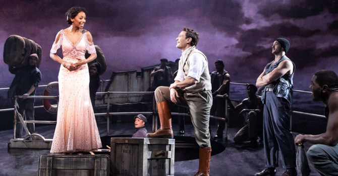 Eric William Morris Takes on Broadway's Supersized Superstar in King Kong