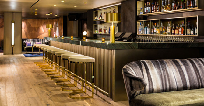 LeGrande Lounge: Comfort & Craft Cocktails in NYC's Theater District