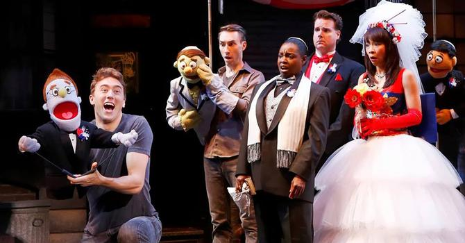 Avenue Q: NYC's Part-Puppet, Part-Human, Off-Broadway Sensation