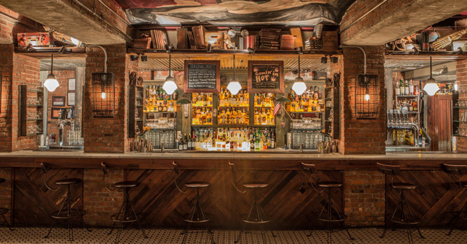 Manhattan's Best Big Bars for Groups