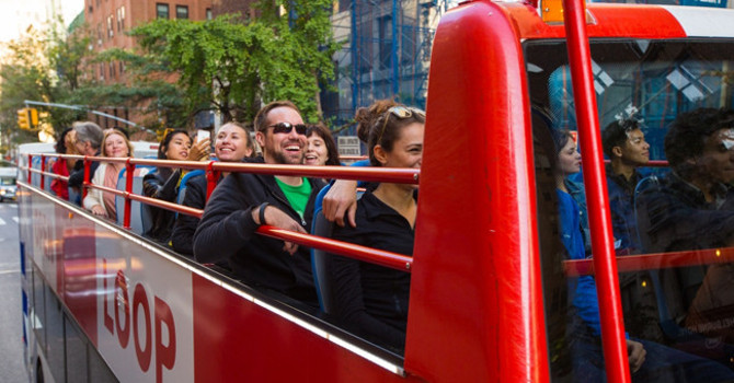Hop On and Hop Off New York's Best Bus Tours