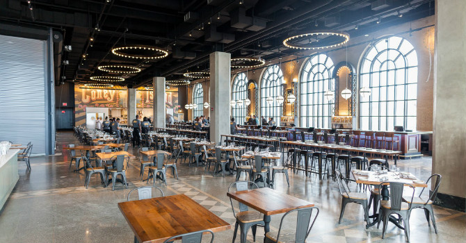 Kitchen 21: Brooklyn's New Awe-Inspiring Dining Experience