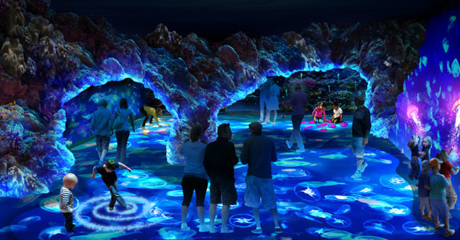 National Geographic Encounter: Ocean Odyssey Now Open in Times Square!