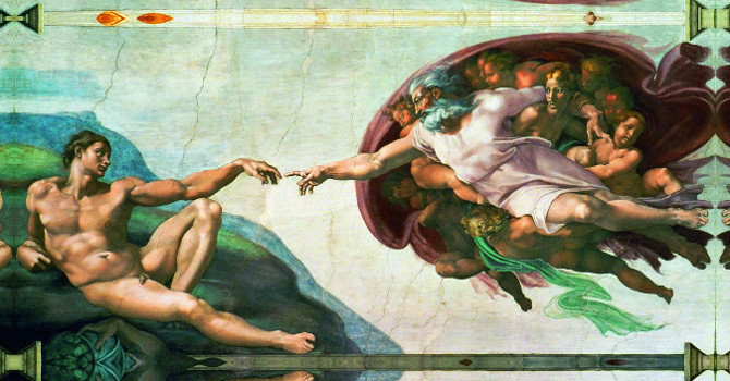 Up Close: See Michelangelo's Sistine Chapel in NYC!