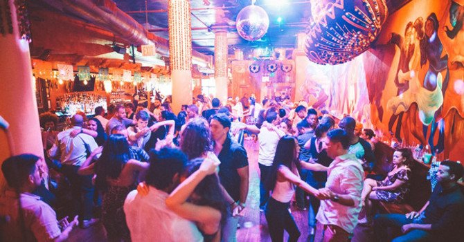 NYC's Best Salsa Clubs for Dancing the Night Away