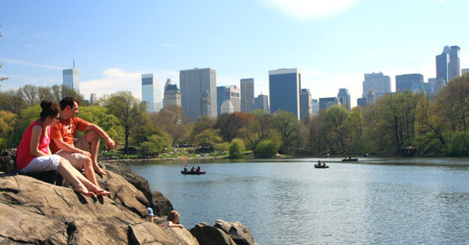 How to Spend a Spring Day in Central Park
