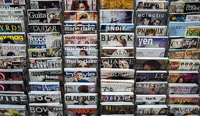 NYC's Best International Newsstands