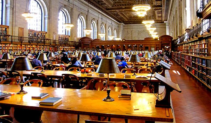 7 Secrets of the Main Branch of the New York Public Library