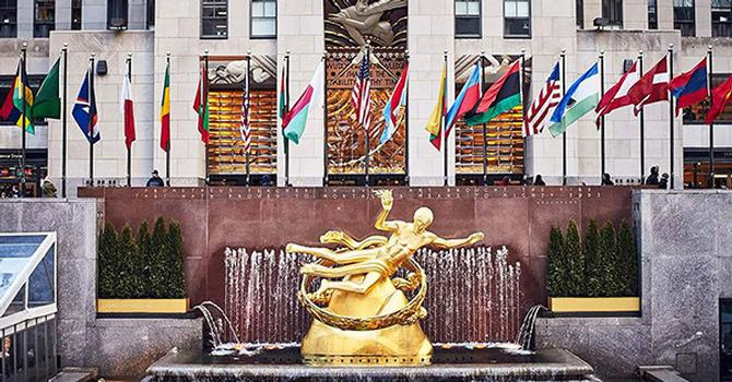 The Best Ways to Spend a Day at Rockefeller Center