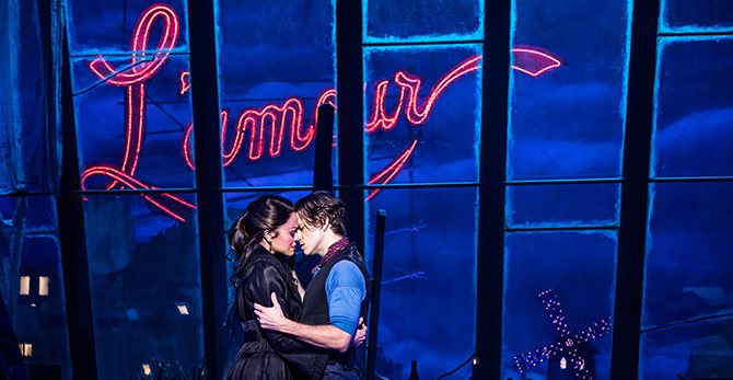 Reviewer's Beat: Moulin Rouge!