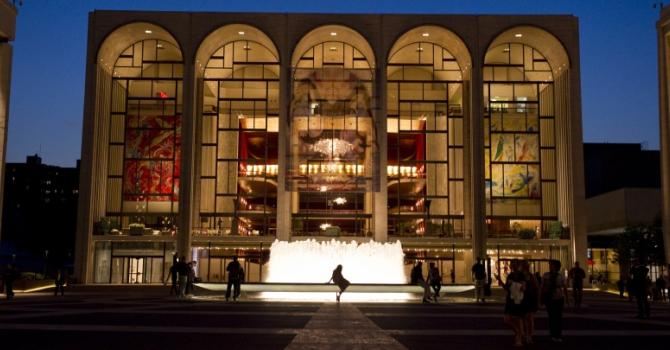 The Met Opera's Doors Are Now Open to the Public (Even If You Don't Have a Ticket!)