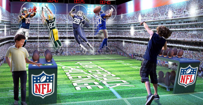 NFL Experience Times Square Coming to NYC This November!