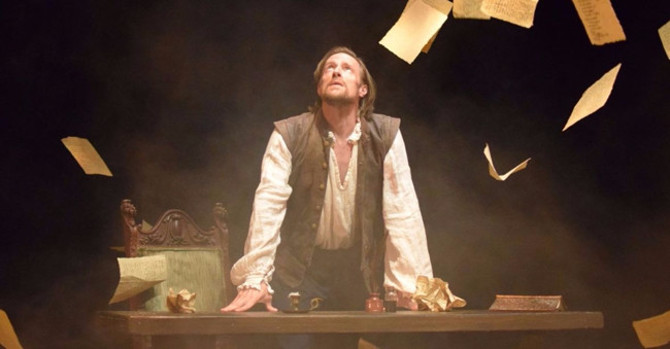 Shakespeare in Love: A New Exclusive Coming to the Shakespeare Theatre of New Jersey