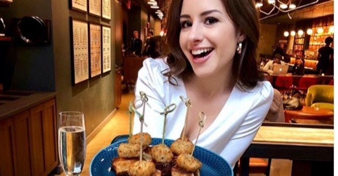 We Interviewed a New York Restaurant Instagram Influencer: Here's What She Had to Say