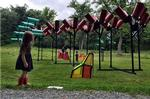Visiting Storm King Art Center with Kids