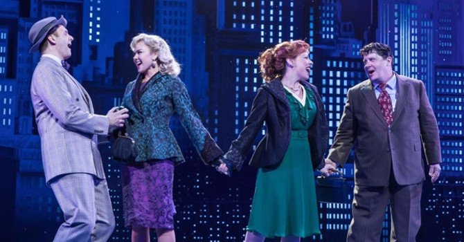 To the Moon, Alice! The Honeymooners at New Jersey's Paper Mill Playhouse