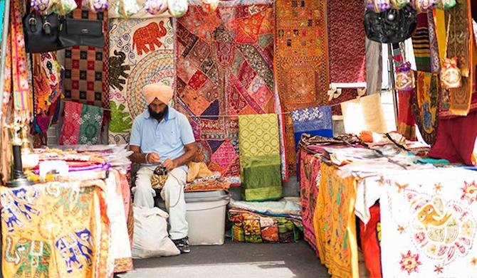 NYC's Grand Bazaar: Food, Fashion, Antiques, and Collectibles