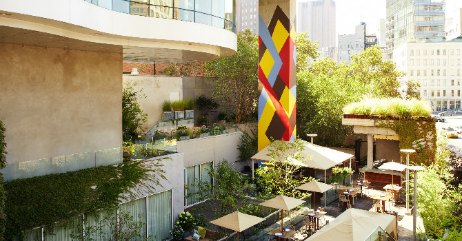 Where to Dine Al Fresco in NYC
