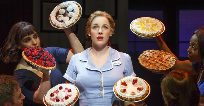 Life of Pie: Breaking Boundaries with Broadway's Waitress