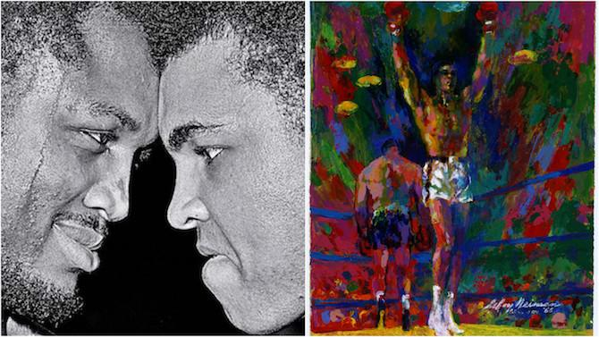 Two New Exhibits Celebrate Muhammad Ali at N-YHS